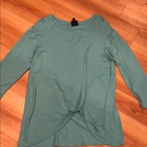 Bobeau 3/4 length sleeve top from Nordstrom